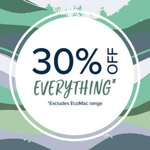 30% off almost everything @ Weird Fish - £2.50 delivery / free over £20