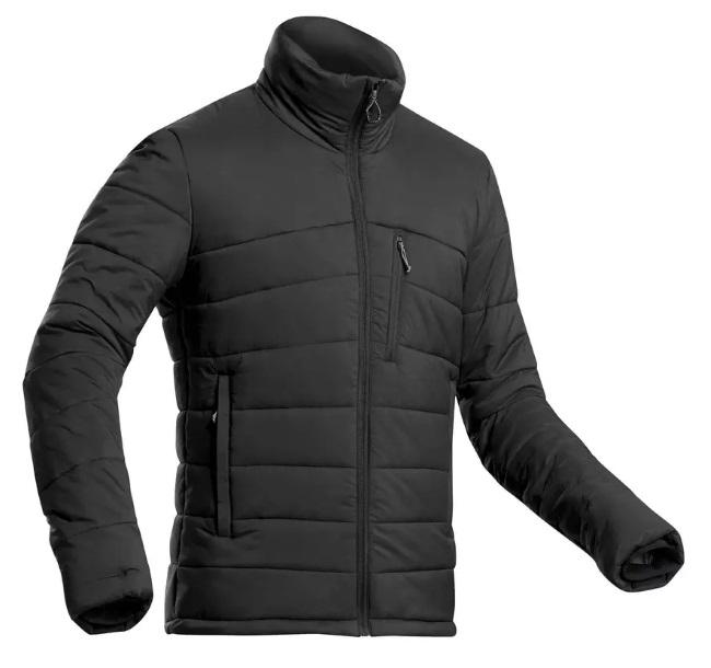 MEN'S Mountain Trekking Padded Jacket (TREK 500) £29.99 + £2.99 del at Decathlon