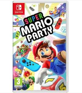 Super Mario Party £33.49 / 51 Worldwide Games £25.49 (Nintendo Switch) Delivered @ uk-tech-spares via eBay