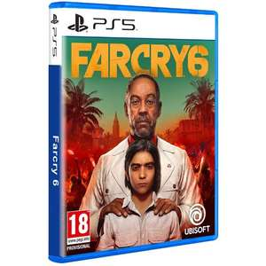Far Cry 6 - PS5 £48.85 delivered @ ShopTo