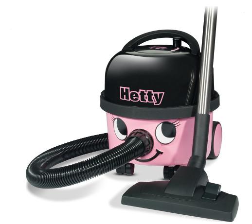 NUMATIC Hetty HET.160-11 Cylinder Vacuum Cleaner – Pink £99 @ Currys
