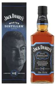 Jack Daniels number 6 70cl- £20 Clubcard Price (+ Delivery Charges / Minimum Spend Applies) @ Tesco