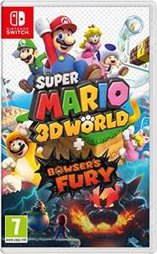 Super Mario 3D World + Bowser's Fury - £39.99 @ Amazon