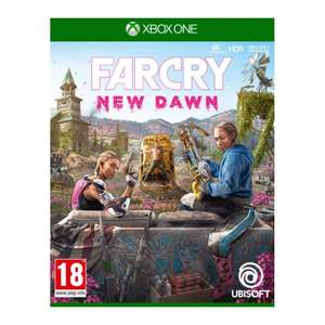 [Xbox One] Far Cry New Dawn - £8.49 delivered @ Base