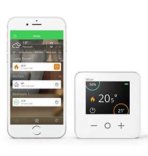 Drayton Wiser Smart Thermostat Heating Control £97.69 at Amazon