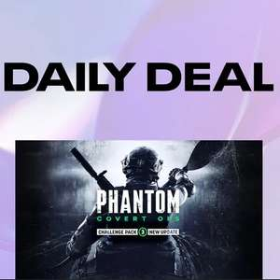 Phantom: Covert Ops - Oculus Quest Daily Deal - £17.24