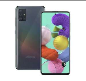 Refurbished Samsung Galaxy A51 Smartphone 128GB Dual-Sim Unlocked - *Prism Crush Black* B - £156.99 ebay / cheapest_electrical