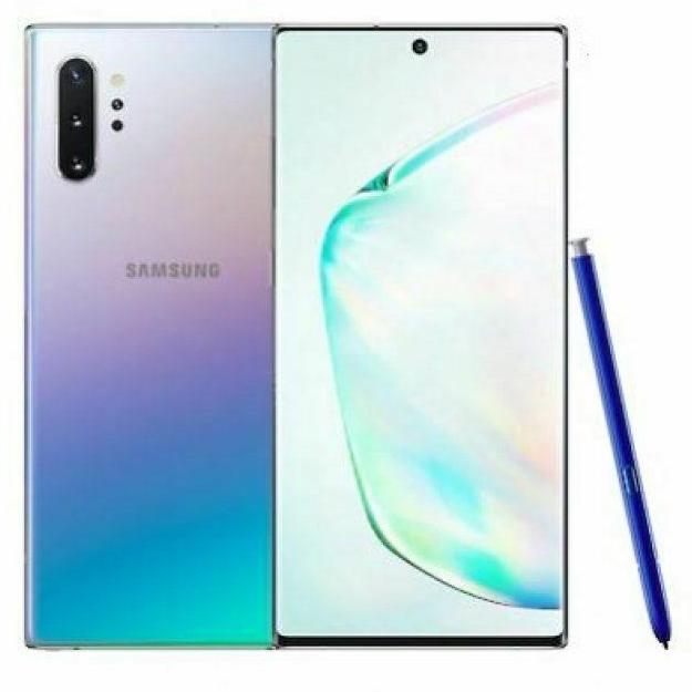 Refurbished Samsung Galaxy Note 10+ Plus 5G SM-N976B 256GB Smartphone Glow/Black Unlocked grade A - £383.24 ebay xsitems_ltd