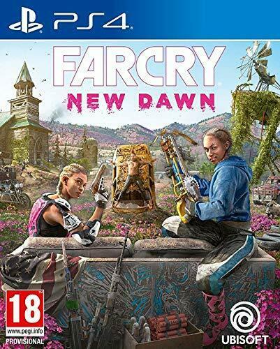 Far Cry New Dawn [PS4] £12.59 @ Base