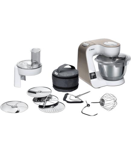 Kitchen machine MUM5 1000 W White, champagne MUM5XW10 £298.99 with code at Bosch Shop