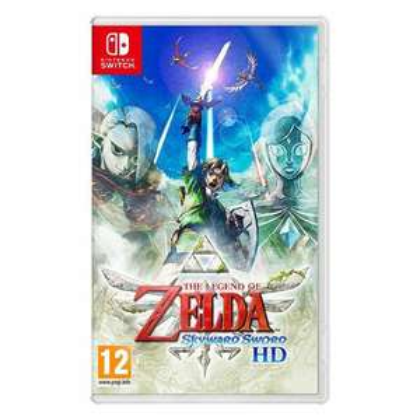 Legend of Zelda skyward sword HD switch - £42.85 @ ShopTo