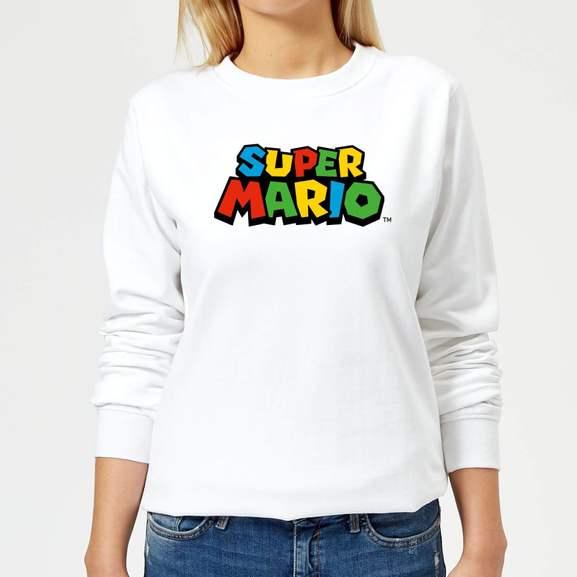40% off selected Nintendo clothing (e.g. Nintendo Super Mario Colour Logo Women's Sweatshirt for £16.98 delivered) @ Zavvi