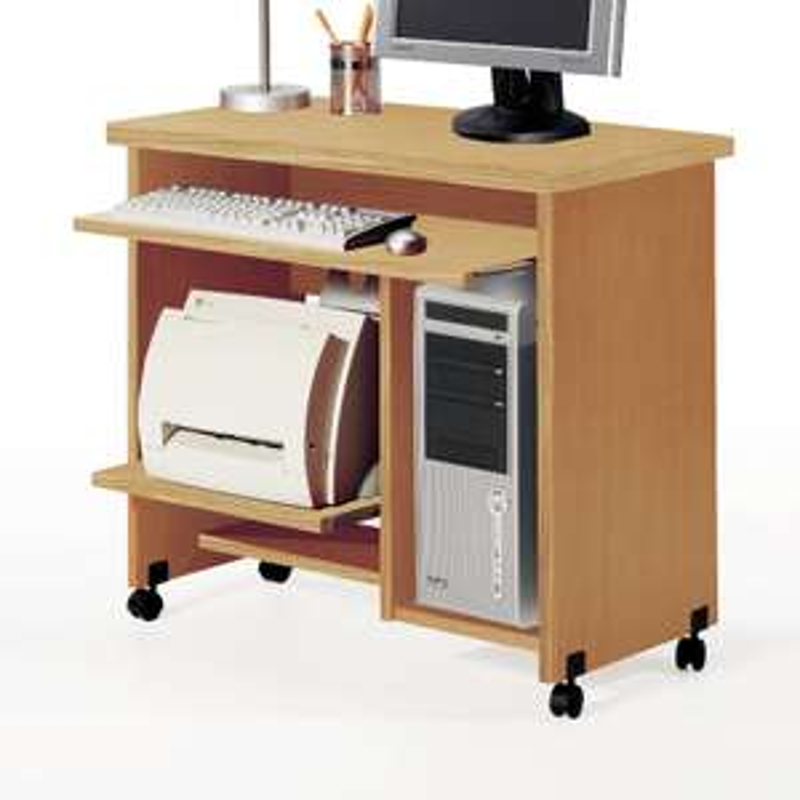 Mercury Row Latitude Run Computer Desk (Oak finish) - £89.99 @ Wayfair
