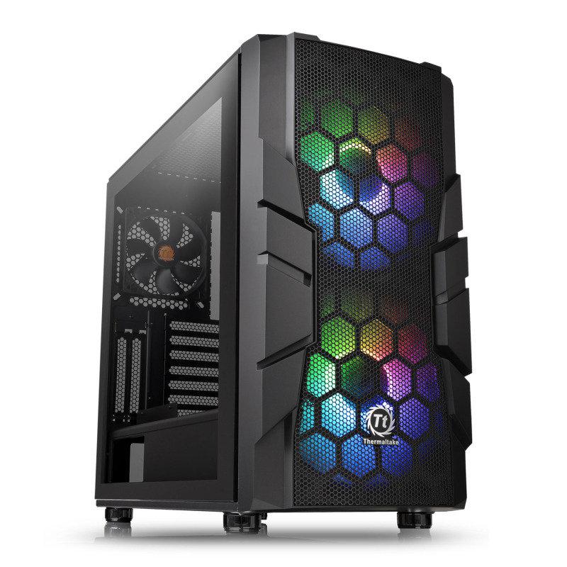 Thermaltake Commander C33 TG ARGB Black Edition PC Case £73.48 delivered @ Ebuyer