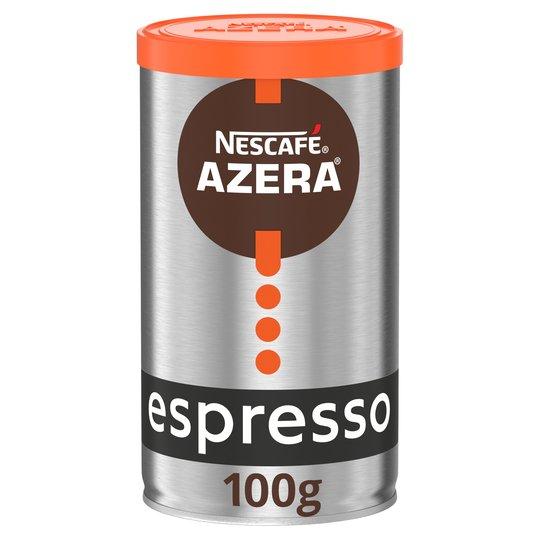 Nescafé Azera espresso 100g tin £1.80 @ Sainsbury's (Nuneaton)