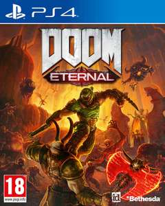 Doom Eternal (PS4/XBO) £9.99 / TLOU Part 2 £21.99 / Two Point Hospital (PS4/XBO) £12.89 / Dreams £10.94 + more *like-new @ Boomerang Rentals