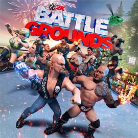 WWE 2K Battlegrounds (PS4) £13.99 @ Base.com