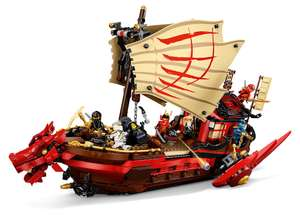 LEGO 71705 Ninjago Destiny's Bounty £81.98 @ Amazon