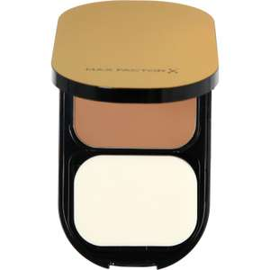 MAX FACTOR Compact Foundation, Shade Caramel £3.49 (£3.99 delivery) @ TK Maxx
