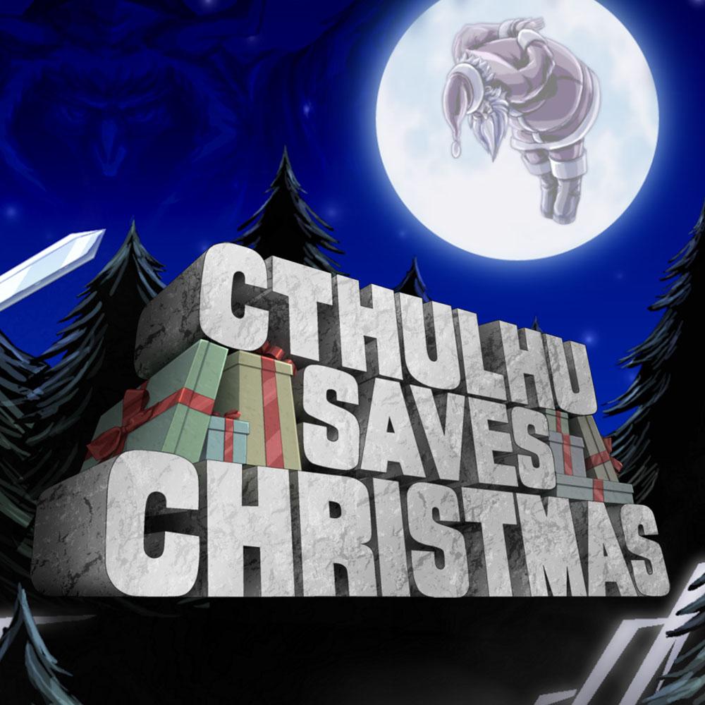 Cthulhu Saves Christmas Nintendo Switch £7.97 at Nintendo eShop