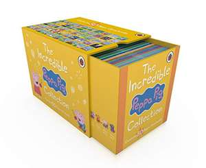 The Incredible Peppa Pig Collection: Contains 50 Peppa Story books £28.90 - Sold by Books2Door and Fulfilled by Amazon