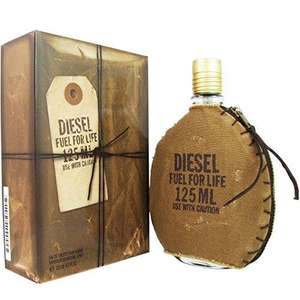 Diesel Fuel For Life Eau de Toilette 125ml Spray £39.89 (£2.99 delivery) @ Health Pharm