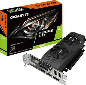 Gigabyte GeForce GTX 1650 4GB Boost Graphics Card Brand New UK Stock £152.91 from The Official CCL Store On eBay
