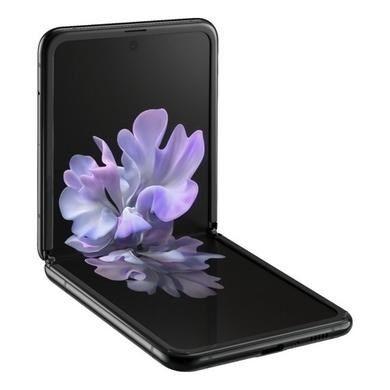 "Grade A2 Samsung Galaxy Z Flip Mirror Black 6.7"" 256GB 4G Unlocked & SIM Free Smartphone - £499 Delivered @ Laptops Direct"