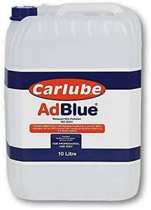 Carlube AdBlue 10L CAB010 With Spout - £9 Prime / £13.49 Non Prime @ Amazon