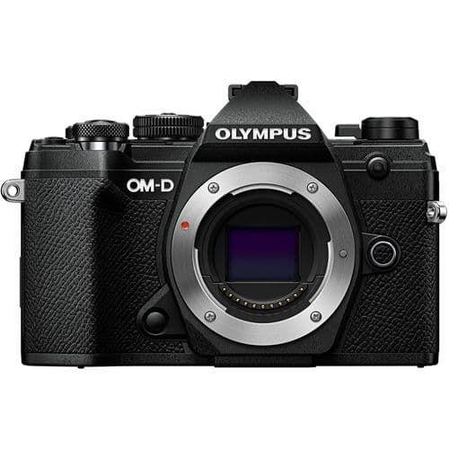 Olympus OM-D E-M5 III Body Black £629 + £9.99 delivery @ HDEW Cameras