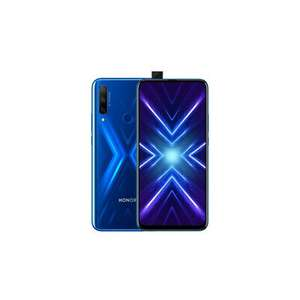 "New Honor 9X Sapphire Blue 6.59"" 128GB Dual Sim 4G LTE Android 9.1 Sim Free Unlocked @ Ebay / technolec_uk with code"