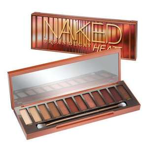 Urban Decay Naked Heat Eyeshadow Palette £28.66 + £3.50 delivery @ Boots