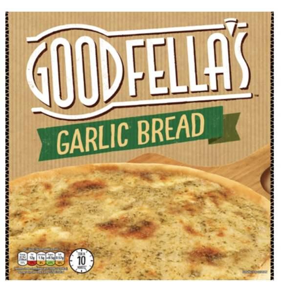 Goodfellas Garlic Bread 2 for £1.50 @ Fulton foods, Huddersfield