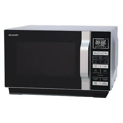 Sharp R260SLM Solo Flatbed 800W 20L Microwave Oven £79.89 @ eBay Hughes