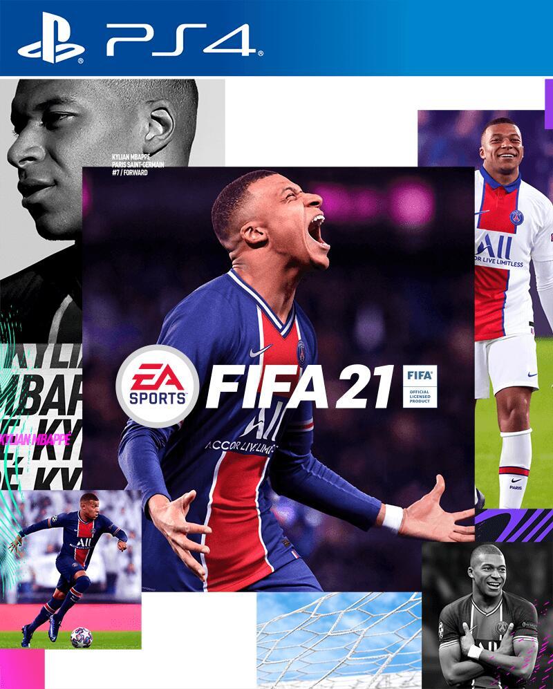 Fifa 21 Standard Edition PS4 & PS5 £10.79 via FIFA 20 @ Playstation Store