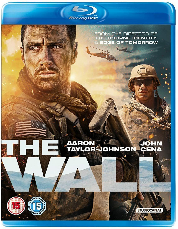 The Wall [Blu-ray] [2017] £2.41 (£2.99 p&p non prime) @ Amazon