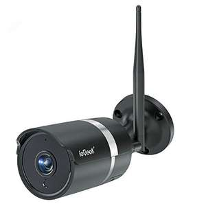 ieGeek 5MP Outdoor Security Wi-Fi Camera £58.49 - Sold by Xiaoshi and Fulfilled by Amazon