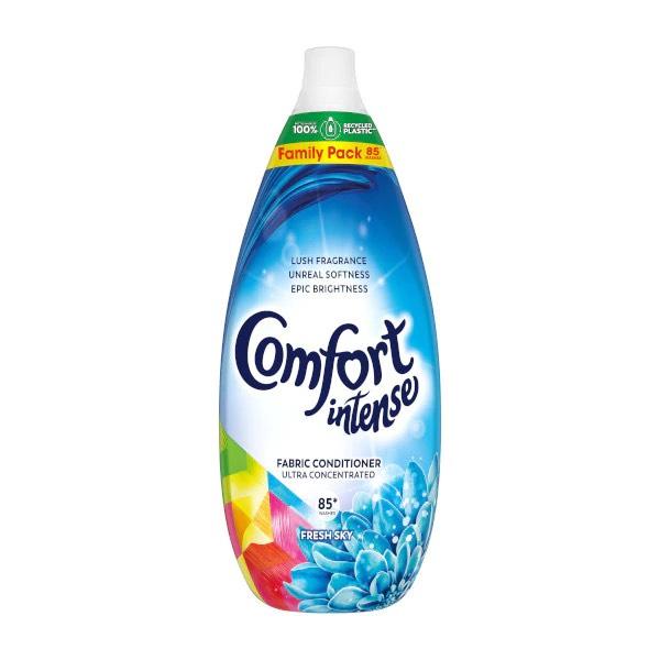 Comfort Intense Fresh Sky Fabric Conditioner Liquid 85 Washes £1.20 @ Asda Eastleigh