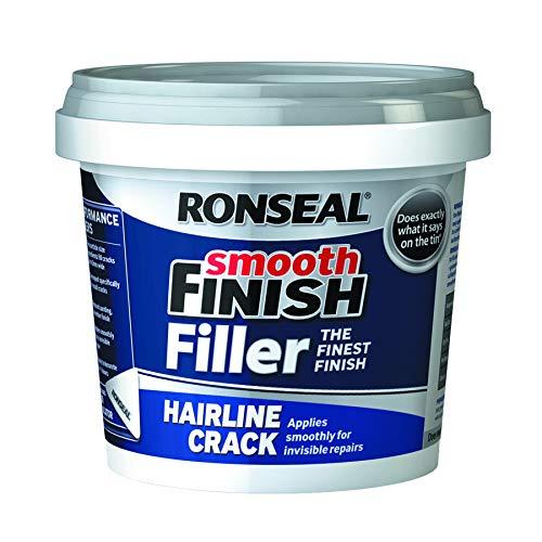 Ronseal Hairline crack filler - 600g £2 (+£4.49 non-prime) @ Amazon