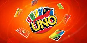Uno for Nintendo Switch £3.19 @ Nintendo eShop