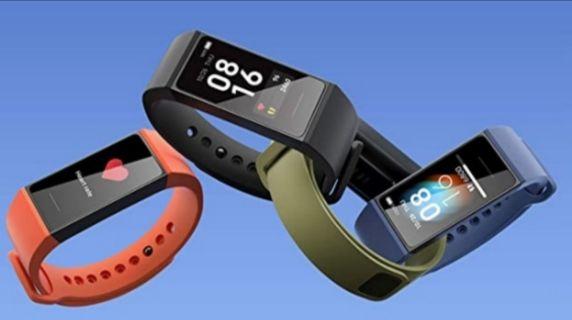 Xiaomi Mi Band 4C Activity Fitness Tracker With 14 Day Battery - £13 Prime / + £4.49 Non Prime @ Amazon