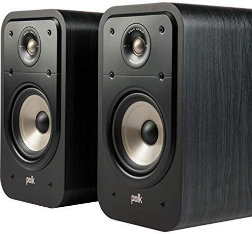 Polk Audio Signature S20E Shelf Speakers, Stereo Speakers, HiFi Speaker £196.21 (UK Mainland) @ Amazon Germany