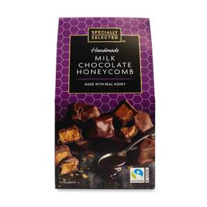 Aldi Specially Selected Handmade Honeycomb Range 99p @ Aldi (South Norwood)