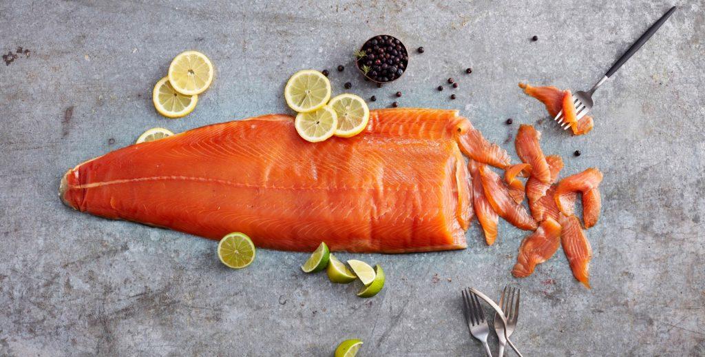 Bleiker's Oak Smoked Salmon 400g - £8 @ Morrisons Tamworth