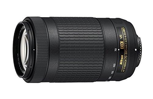 Nikon AF-P 70-300mm f4.5-6.3 G ED VR DX Lens - £205 @ Amazon