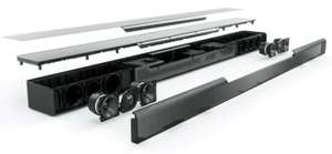 Yamaha Soundbar (YMS-4080) manufacture refurbished with 2yr warranty - £249 delivered at Peter Tyson Audio Visual
