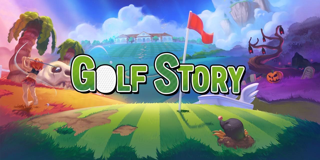 Golf Story (Nintendo Switch) - £6.74 (£4.31 SA store) @ Nintendo eShop