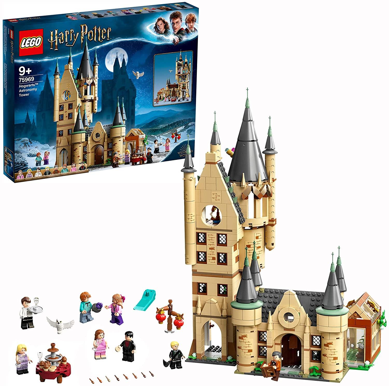 LEGO Harry Potter 75969 Hogwarts Astronomy Tower - £68.89 @ Amazon
