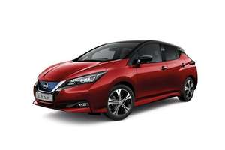 Nissan Leaf Acenta 40KWh £204.11 per month, 5000 miles, 36 month lease £7749.02 @ 21st Century Motors