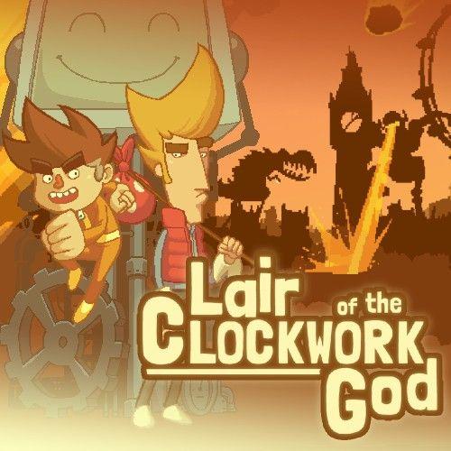 Lair of the Clockwork God (Nintendo Switch) £5.42 (£4.35 RU) @ Nintendo eShop
